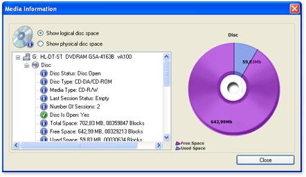 CDBurner XP