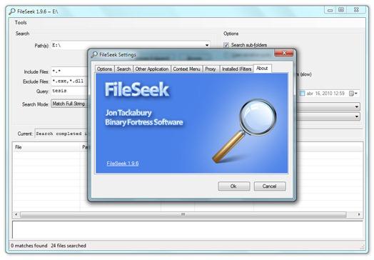 FileSeek