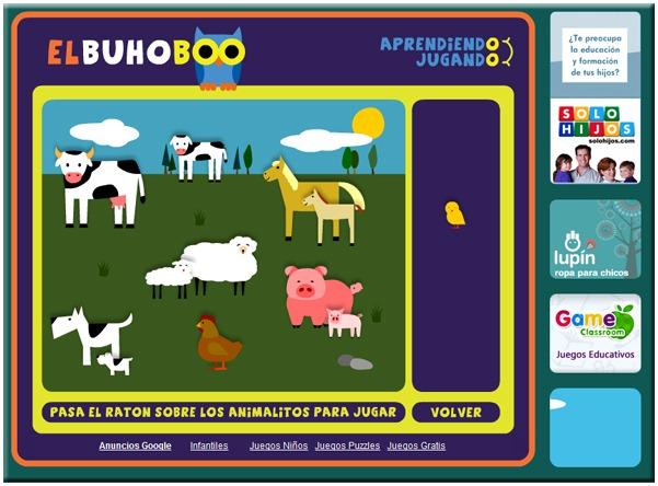gratis juegos para ninos: