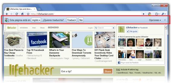 Trucos,temas y + para Google Chrome