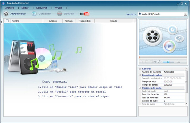 descargar transformador de videos a mp3