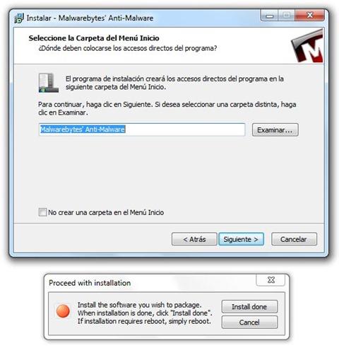 Cameyo - Instalación de software de ejemplo 6