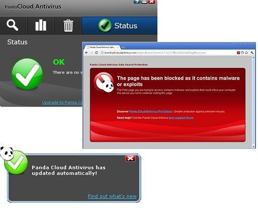 instalar panda software:
