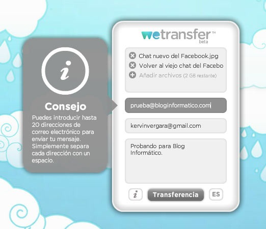 WeTransfer - Android Apps on Google Play
