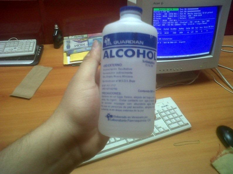 Que añadir el alcoholismo