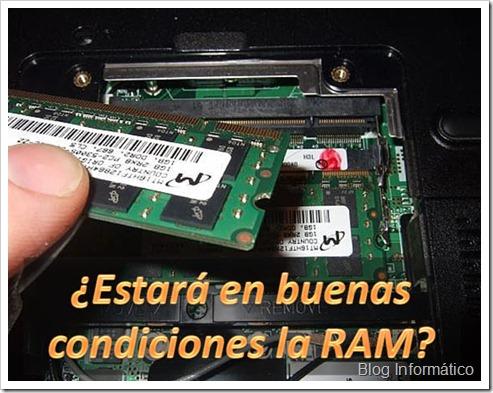 Sacar memoria RAM a una laptop