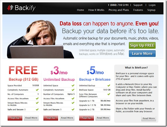 Backify