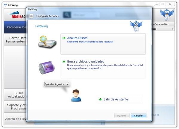 FileWing: Restaurar archivos borrados por accidente FileWing-Pantalla-principal_thumb