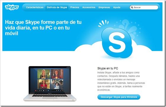 Skype 5.8